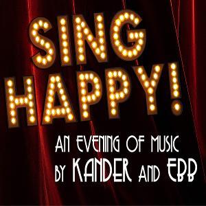 Theatre NOVA Presents SING HAPPY! Beginning October 28
