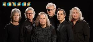 Rock Band KANSAS Comes to KeyBank State Theatre with Point of No Return Anniversary Tour