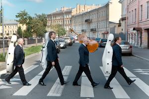Rastrelli Cello Quartet Announced at The Ellen Theatre