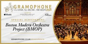 Gil Rose and Boston Modern Orchestra Project Receive Gramophone Special Achievement Award