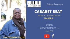 Chicago Cabaret Announces Season 2 Of CABARET BEAT - Music & Conversation