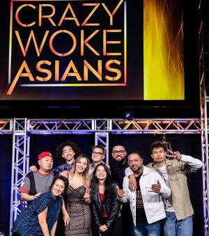 CRAZY WOKE ASIANS Returns To Unexpected Productions