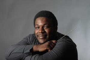 PSO Introduces New Assistant Conductor Kenneth Bean