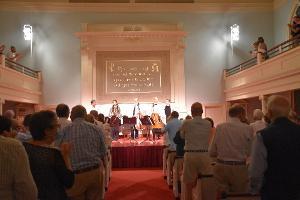 Bridgehampton Chamber Music Inaugurates Fall Series BCM AUTUMN