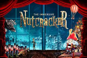 Beverly Center Welcomes THE IMMERSIVE NUTCRACKER Magical Experience