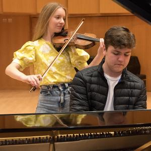 National Youth Music Competition Continues Record Streak