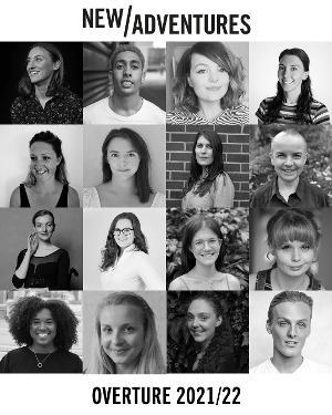 New Adventures Announces 2021/2022 OVERTURE Dance Artists