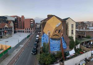 New Murals Appearing in Cork City As Part of Ardú 2021