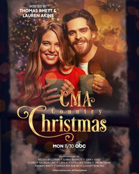Scoop: Coming Up on CMA COUNTRY CHRISTMAS on ABC - Monday, November 30, 2020 Photo