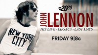 Scoop: Coming Up on a John Lennon-Themed Episode of 20/20 on ABC - Today, October 16, Photo