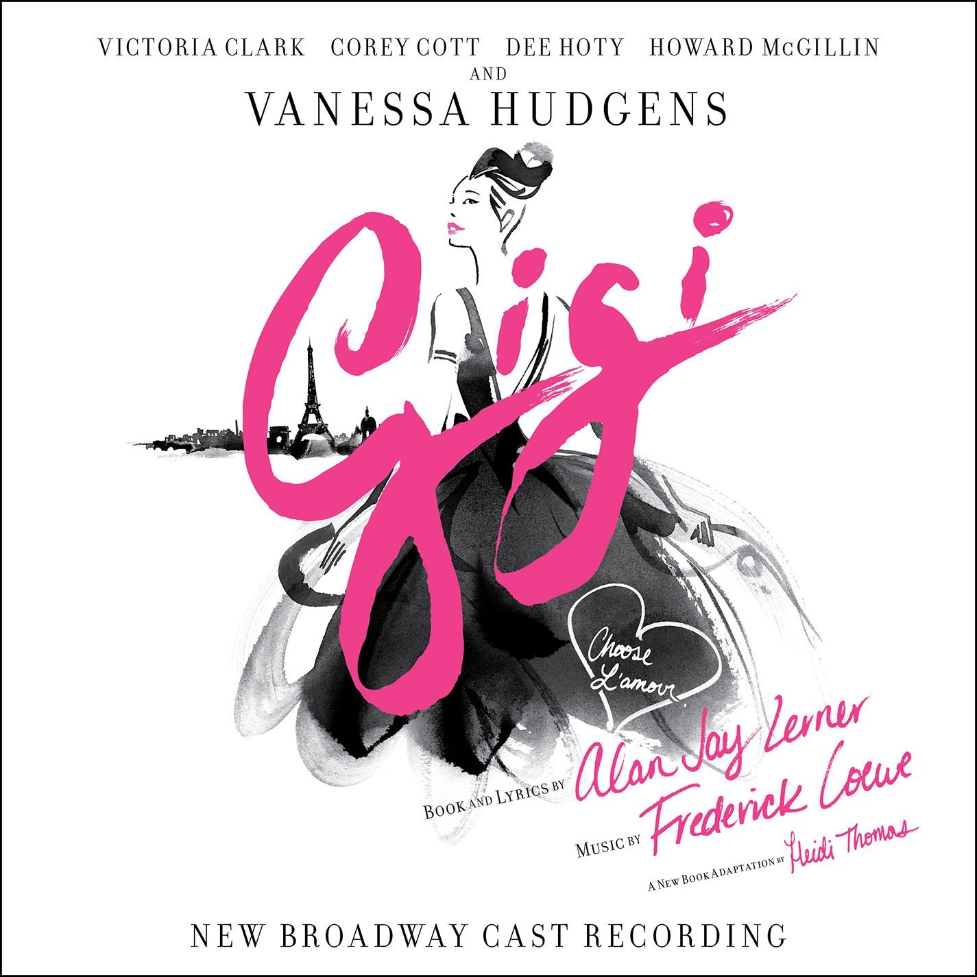 Gigi - New Broadway Cast