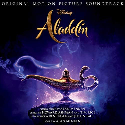 Aladdin (Original 2019 Motion Picture Soundtrack) CD 2019