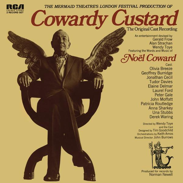 Cowardy Custard - Original Cast Recording