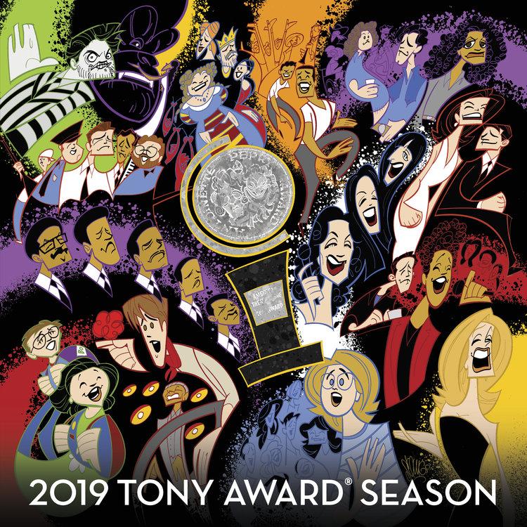 2019 Tony Award Season