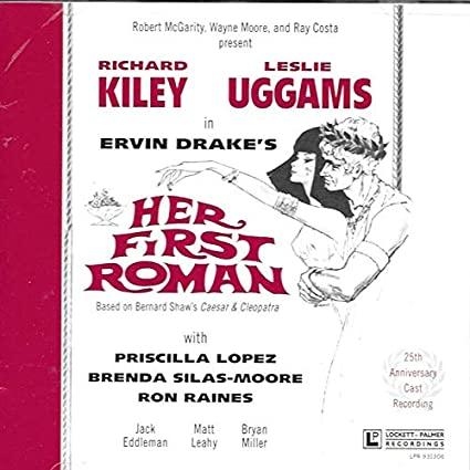 Her First Roman (1993 Studio Cast) Album