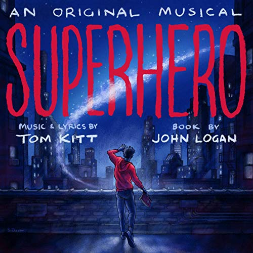 Superhero (Original Cast Recording) Album