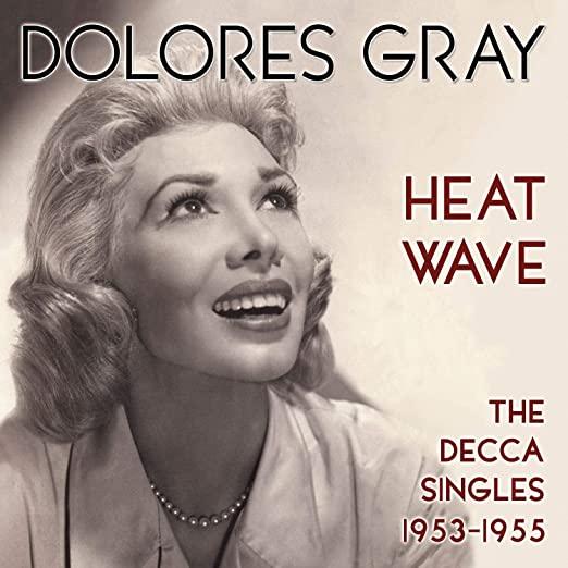 Dolores Gray: The Decca Singles 1953-1955 Album