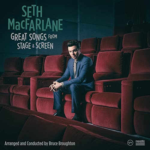 Seth MacFarlane: Great Songs from Stage and Screen Album