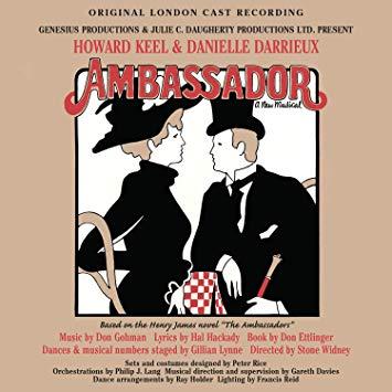 Ambassador: Original London Cast Recording Album