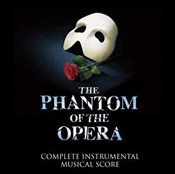 The Phantom Of The Opera - Full Instrumental Musical Score