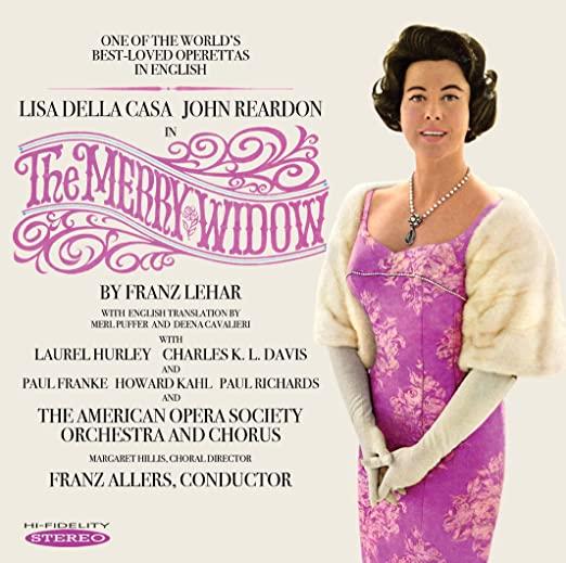 The Merry Widow Album