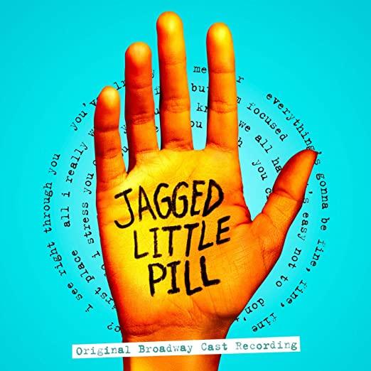 Jagged Little Pill vinyl Album