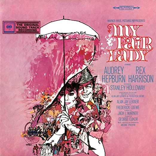 My Fair Lady vinyl Album