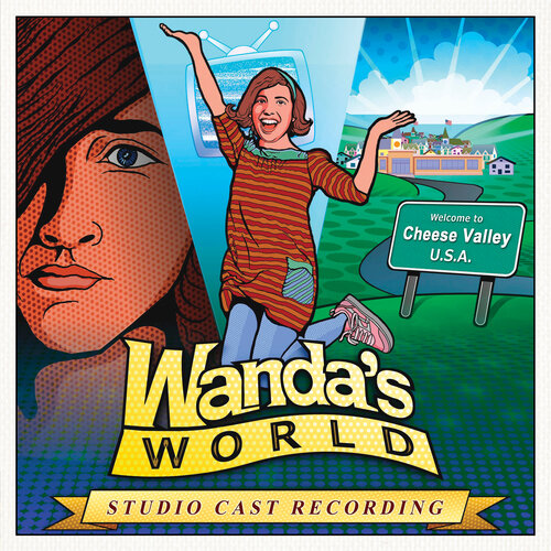 Wanda's World (Studio Cast Recording) Album