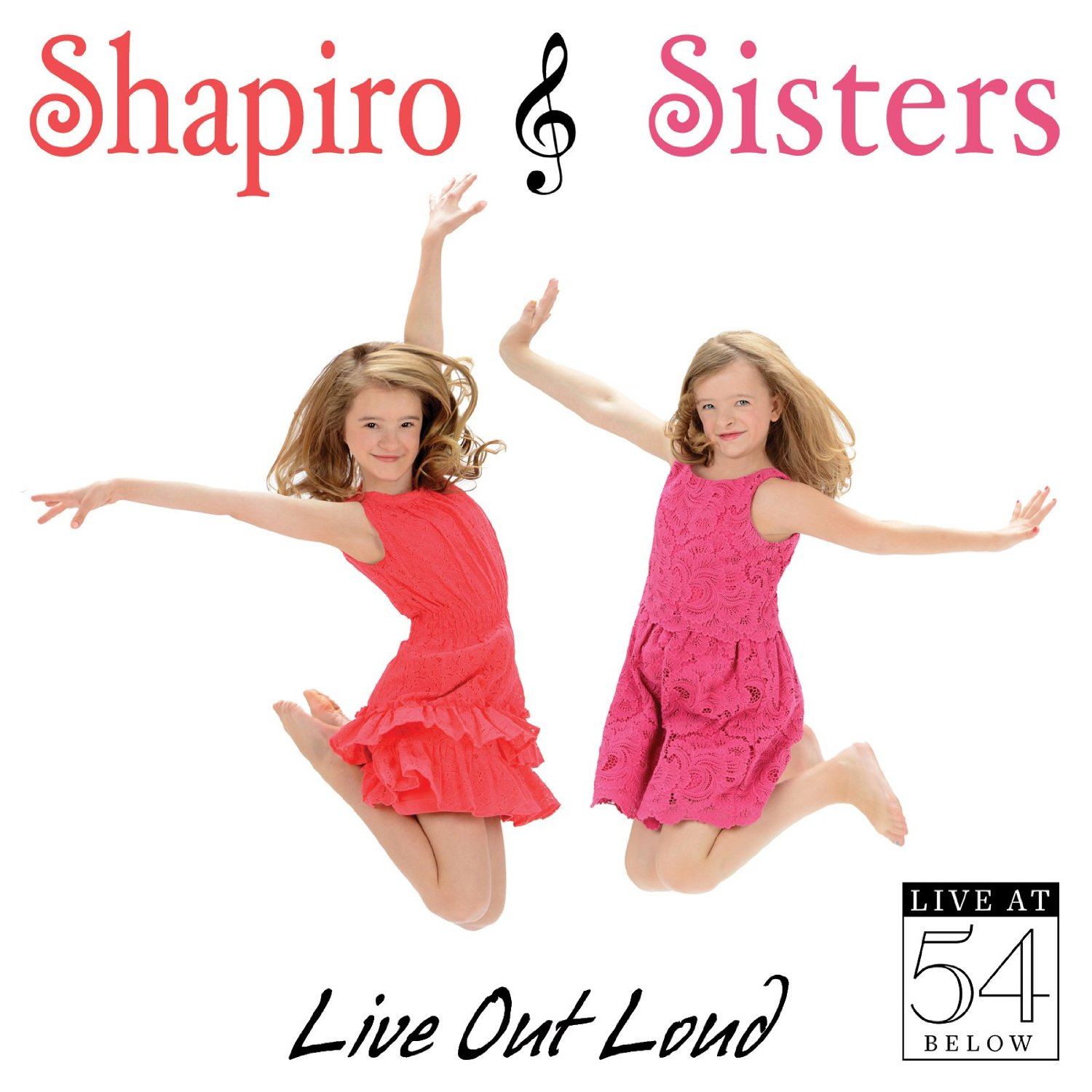 Live Out Loud - Live at 54 BELOW -Shapiro Sisters