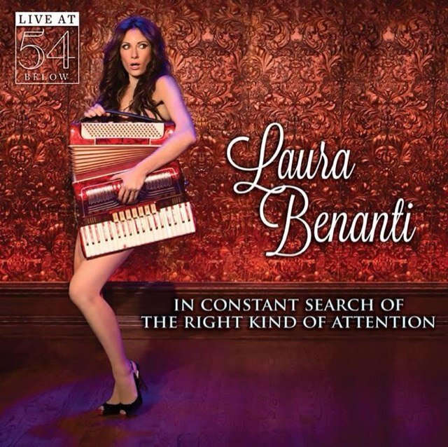 In Constant Search of the Right Kind of Attention: Live at 54 BELOW - Laura Benanti