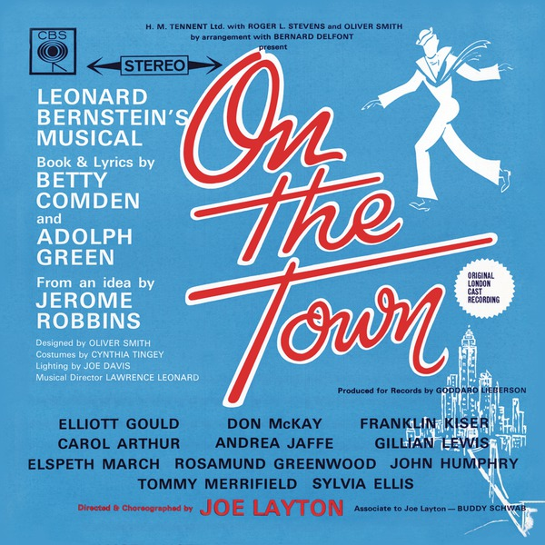 On the Town – The Original London Cast Recording