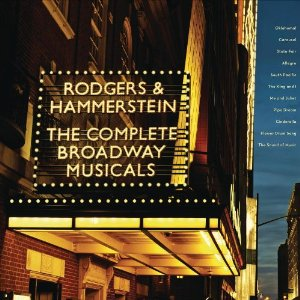 Broadway Musical of Rodgers & Hammerstein [Box Set]