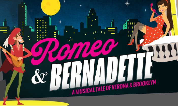 Romeo & Bernadette, a musical tale of Verona and Brooklyn Album