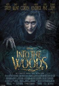Into the Woods - Music from the Original Motion Picture Upcoming Broadway CD
