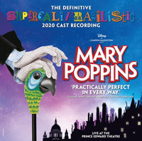 Mary Poppins Upcoming Broadway CD