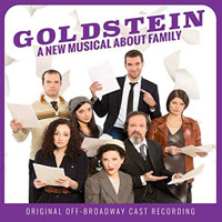 Goldstein (Original Off-Broadway Cast Recording) Upcoming Broadway CD