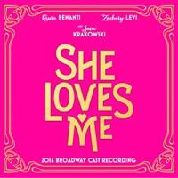 She Loves Me- 2016 Broadway Revival Upcoming Broadway CD