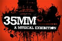 35mm A Musical Exhibition Upcoming Broadway CD