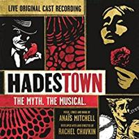 Hadestown: The Myth. The Musical. Upcoming Broadway CD