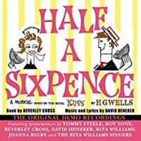 Half a Sixpence: Original Demo Recordings Upcoming Broadway CD