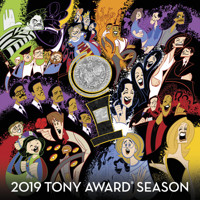 2019 Tony Award Season Upcoming Broadway CD