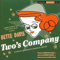 Two's Company - Original Broadway Cast Upcoming Broadway CD
