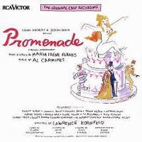 Promenade - Original Off-Broadway Cast Recording Upcoming Broadway CD