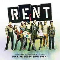 RENT (Fox Live Television Event) Upcoming Broadway CD