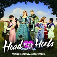 Head Over Heels Original Broadway Cast Recording