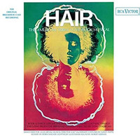 Hair OBC vinyl Upcoming Broadway CD
