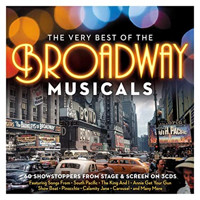 Best Of The Broadway Musicals