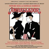 Ambassador: Original London Cast Recording Upcoming Broadway CD