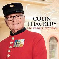 Love Changes Everything - Colin Thackery Upcoming Broadway CD