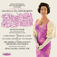The Merry Widow Upcoming Broadway CD